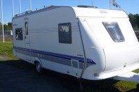 2006 Hobby 540 EXELSIOR Aircondition
